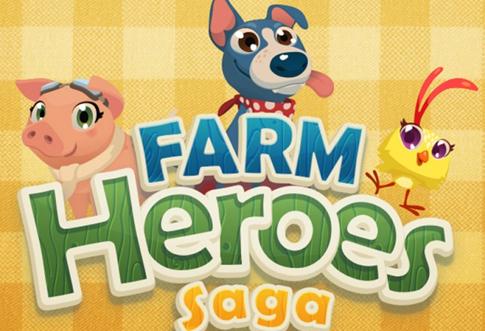 Farm Heroes Saga game