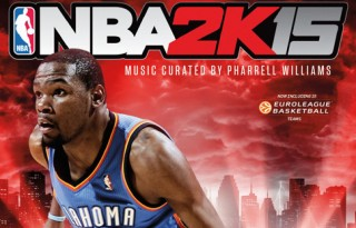NBA 2K15 gameplay