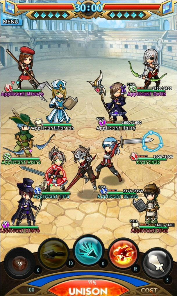 Guild Battle