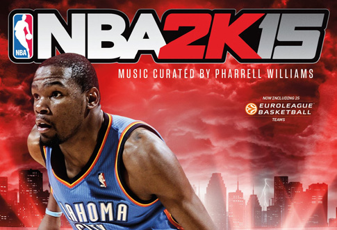 NBA 2K15 gameplay