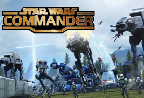 Star Wars Commander gameplay